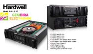 Power Amplifier Hardwell Balap 3.0