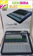Mixer Audio SOUNDCRAFT SIGNATURE 16
