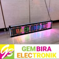 Running LED 101 x 21cm Full Color
