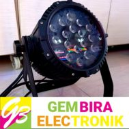Par LED 18 x 10w Rainroof