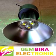 Kap Industri LED 150 Watt 3 Mata