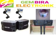 Paket Karaoke Bluetooth Bmb Original Paketan Sound System Weston Mic Wireless Home Theater Audio Sistem Rumah