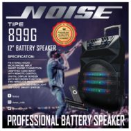 Noise 899-G Speaker Portable Amplifier Wireless 12 Inch Bluetooth