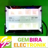 LED Semi Floodlight 100 Watt