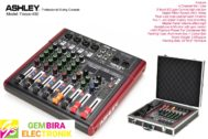 Mixer Audio Ashley FOCUS 400