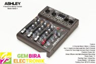 Mixer Audio ASHLEY BETTER4 / BETTER 4 / BETTER-4 (ORIGINAL)