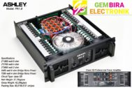 Power Amplifier Ashley Pa1.8 Pa 1.8 ORIGINAL Garansi Resmi