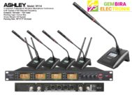 Mic Meja wireless ASHLEY M114 M 114
