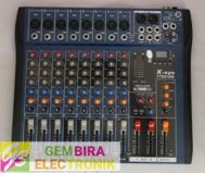 Mixer 8 Channel /CT80S-USB