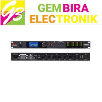 Speaker Management DBX PA2 Driverack PA 2