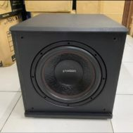 Subwoofer Active 12 Inch Crimson Model Pro Cr-1255