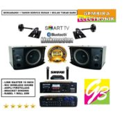 karaoke paket set KTV Room