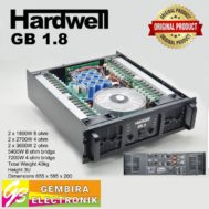 Power Hardwell GB 1.8 Amplifier GB1.8