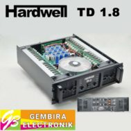 Power Amplifier Hardwell TD1.8 TD 1.8