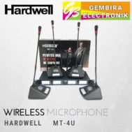 Mic Hardwell MT4U Conference Wireless Microphone MT-4U