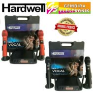 Mic Hardwell Vocal 1 Handle 2 Microphone Wireless Vocal1