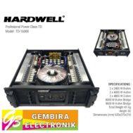 Power Hardwell TD 16000 TD16000
