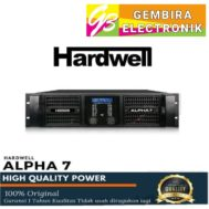 Power Hardwell Alpha-7