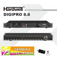 Digital Processor Hardwell Digipro 8.8