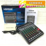 Mixer Audio Hardwell MRX-8