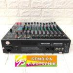 Mixer Audio Hardwell RX-8