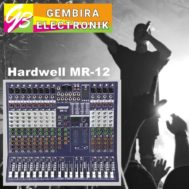 Mixer Hardwell MR-12 / 12 Channel