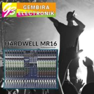 Mixer Hardwell MR-16 / 16 channel
