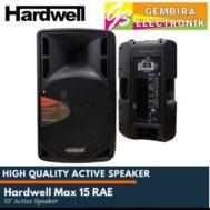 Speaker Active Hardwell Max 15-RAE