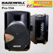 Speaker Active Hardwell 15A Aktif 15 Inch
