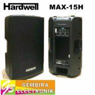 Speaker Active Hardwell Max 15H / 15 Inch Aktif