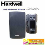 Speaker Active Hardwell Max 15RC Karaoke 15 Inch