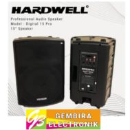Speaker Active Hardwell Digital 15A Aktif 15 Inch