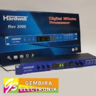 Effect Vocal Hardwell REV-2000